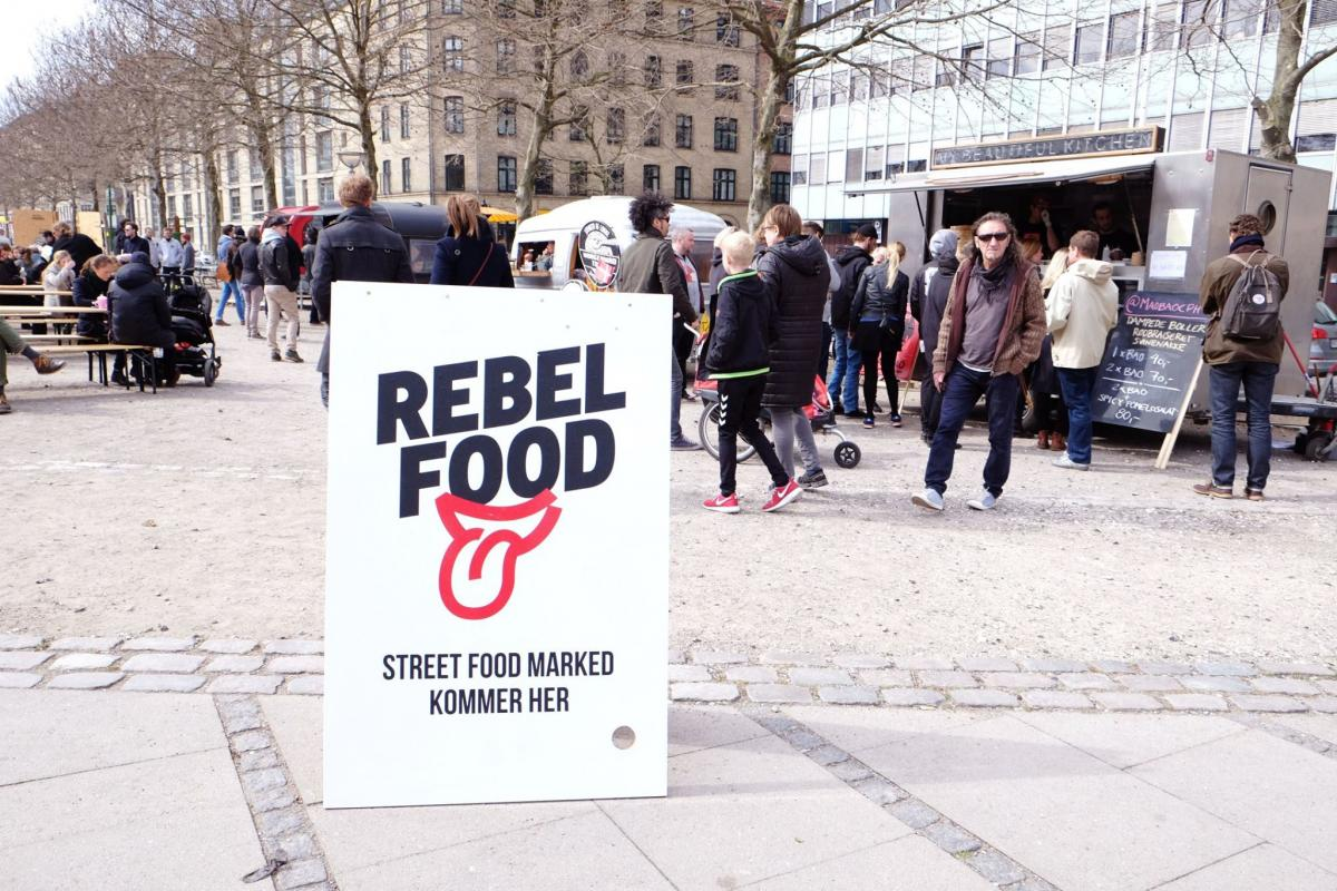 Rebel Food - Maise Mæhle Berggreen
