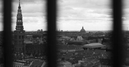 København i litteraturen: Da krigen brød ud