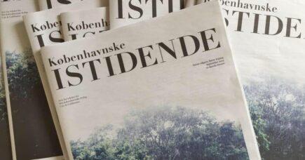 Nyt tidsskrift i avisformat opfordrer til litterære overspringshandlinger