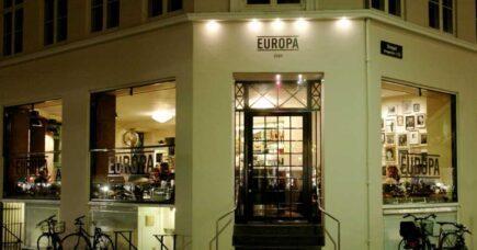 Velkommen på café Europas toilet