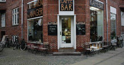 Kaffebaren På Amager