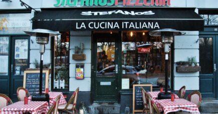 Stefanos Pizzeria
