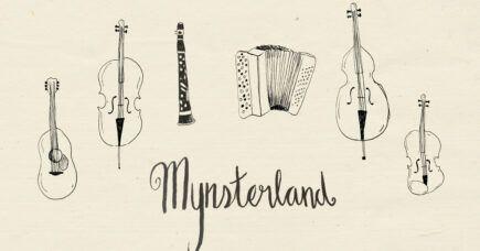 På en folkelig rejse til Mynsterland