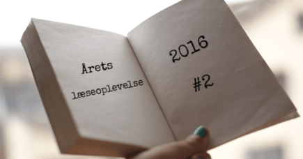 Årets læseoplevelse #2
