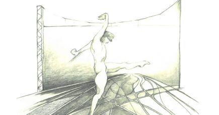 DANCER – The graceful beast