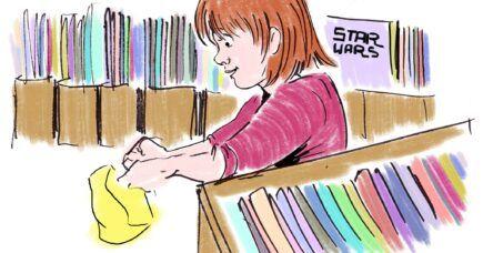 """""""Tegneserier er en kunstform"""""""