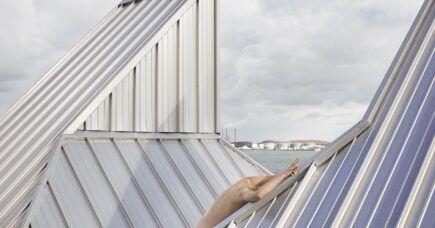 Josephine Michau: Arkitektur i sutteflasken
