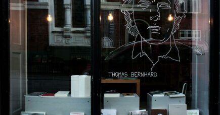 Byens bedste boghandlere: Møllegades Boghandel