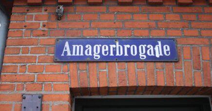 Brogaderne i København: Amagerbrogade