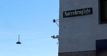 Brogaderne i København: Nørrebrogade