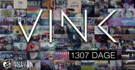 28 Oktober: VINK // 1307 dage fejres på Din Nye Ven