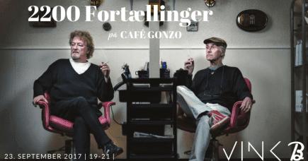 23. NOVEMBER: KLIPNING & SKIPPERLABSKOVS // CAFÉ GONZO