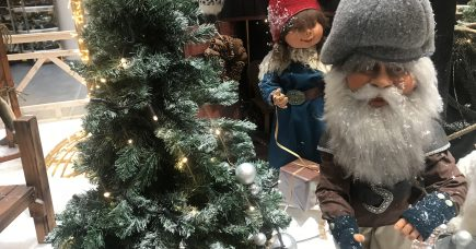 Nissen kommer frem til jul – men hvor kommer den fra?