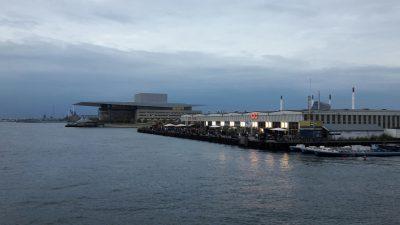 HAVNETEMA: Kanalkaptajn