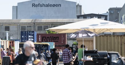 Reffen, Københavns nye streetfood mekka