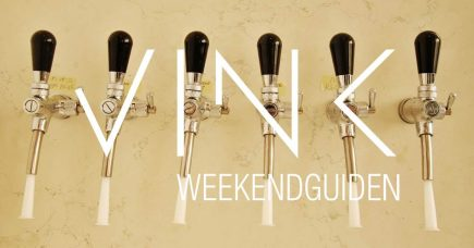 Weekendguide: Alt, man kan spise på restaurant eller opleve på bar