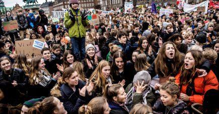 Weekendguide: Storebededag for klimaet