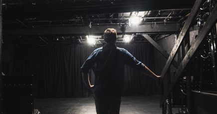 Teaterhuset – et hus for scenekunst i opblomstring