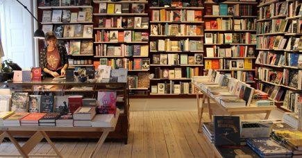 Brøg Litteraturbar byder på nærvær og kvalitet